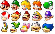 MK8 Mario Icon