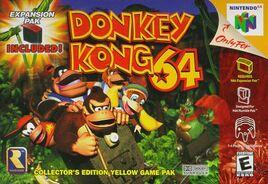 Donkey Kong 64 -kansikuva.jpg
