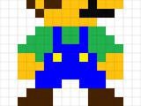 8-Bit Luigi