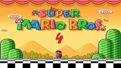 Super Mario All-Stars X Super Mario Bros 4 Trouble At Haylon Island SMBX Game