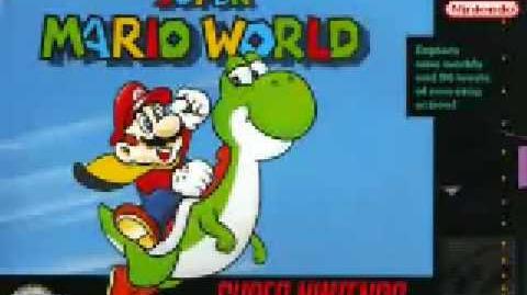 Super Mario World Music - Castle