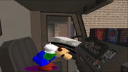 Mario Goes to the Fridge to Get a Glass Of Milk 069