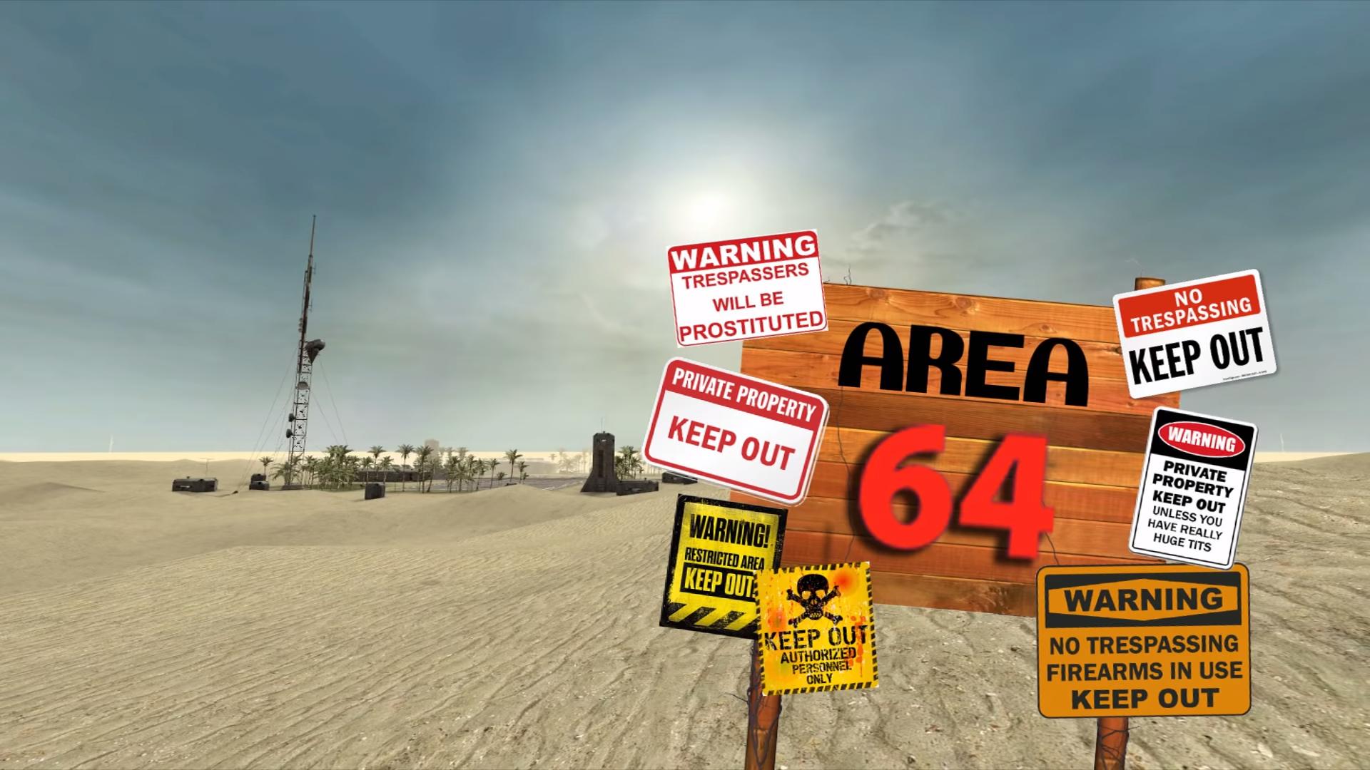 Area 64