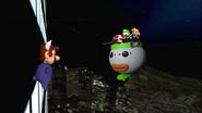 Stupid Mario 3D World 307