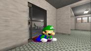 Mario's Prison Escape 075