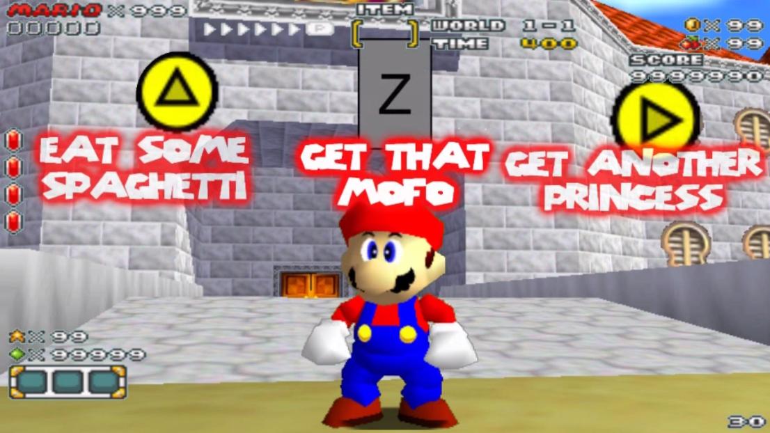 Mario Simulator Interactive! (500k Subscribers)/Gallery