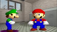 Mario's Prison Escape 083