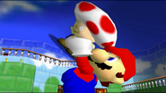 Mario And The T-Pose Virus 016