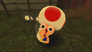 Mario Goes to the Fridge to Get a Glass Of Milk 297