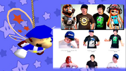 Mario The Scam Artist (SMG4 Merch Store 11)