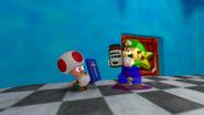 SMG4 Mario's Late! 073