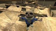 SMG4 Sans's First Day In Smash Bros screencaps 65