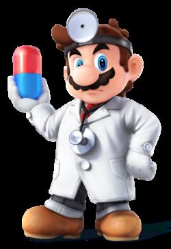 Dr. Mario/Gallery