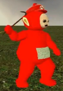 Mario's Anger Emotion