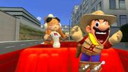 SMG4 Super Mario Taxi 7-39 screenshot