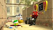Stupid Mario 3D World 058
