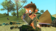 Mario Gets Stuck On An Island 148