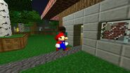 SMG4 If Mario Was in... Minecraft screencaps 33