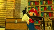 SMG4 If Mario Was in... Minecraft screencaps 42