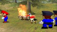 Mario's Prison Escape 307