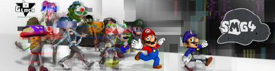 The channel banner after this episode was released