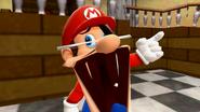 Mario got an idea