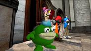 Mario and the Bob Mansion... 017