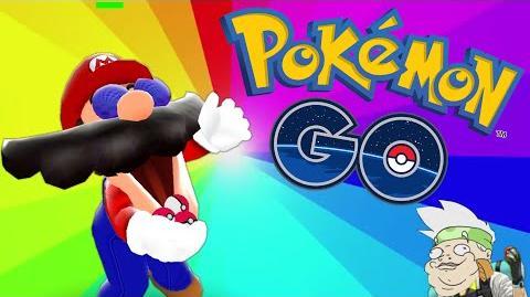 SM64: Mario VS Pokemon GO
