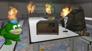 Mario's Prison Escape 126