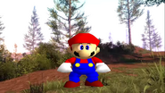 Mario's Big Chungus Hunt 082