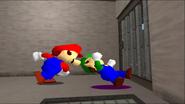 Mario's Prison Escape 018