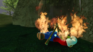 Mario Gets Stuck On An Island 084