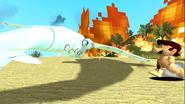 Mario Gets Stuck On An Island 274
