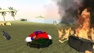 Mario Gets Stuck On An Island 026