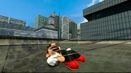 Mario is SHOT