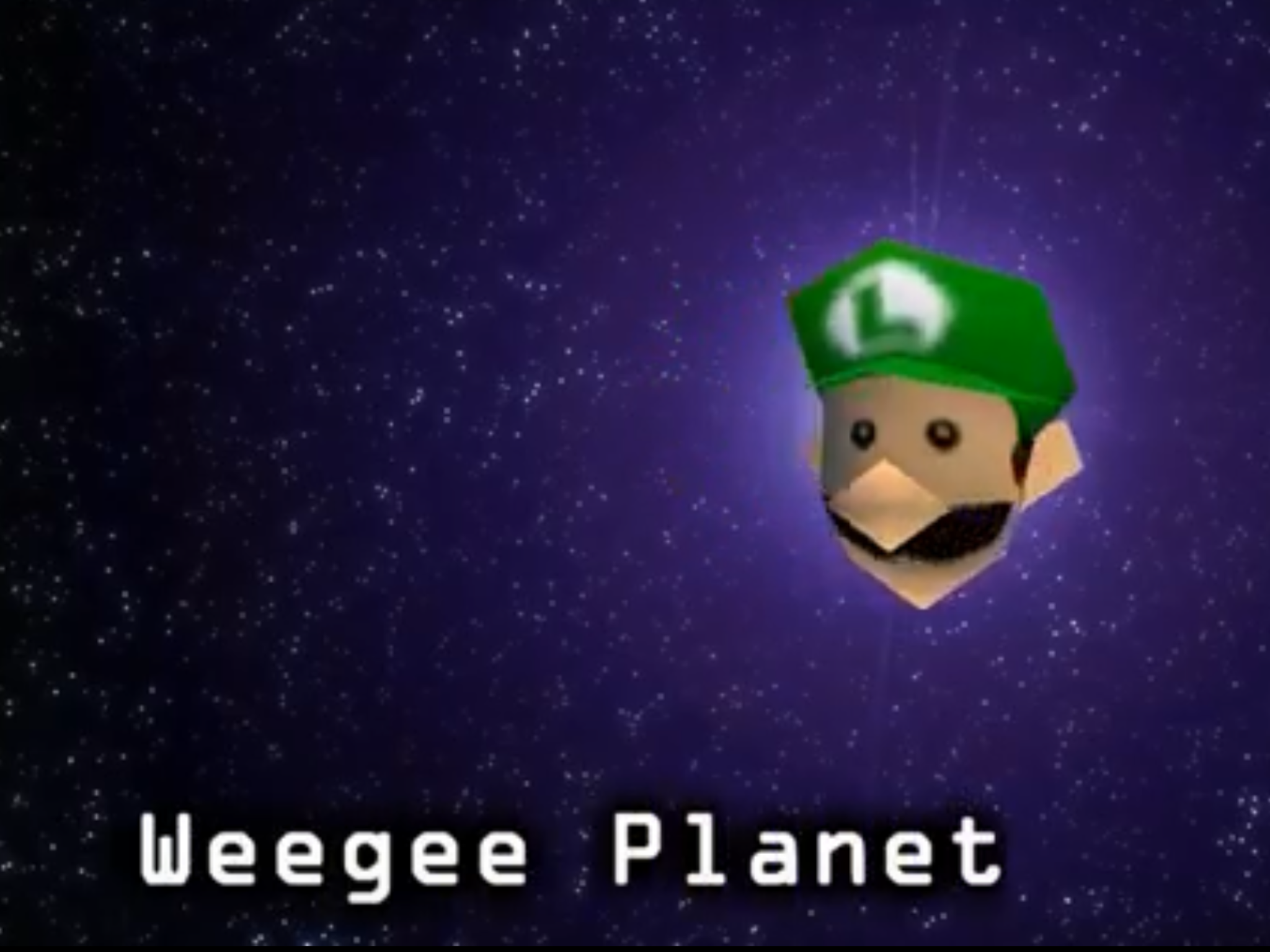 Weegee Planet