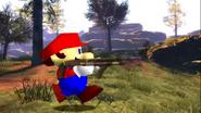Mario's Big Chungus Hunt 032