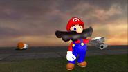 Mario's Big Chungus Hunt 233
