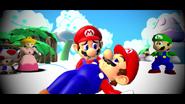 Stupid Mario 3D World 256