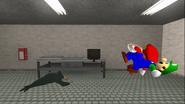 Mario's Prison Escape 106