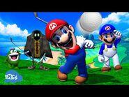 SMG4- Stupid Mario Golf