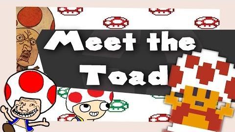 Super Mario 64: Meet the Toad
