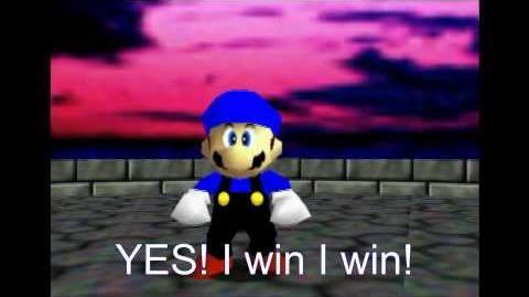 Super Mario 64 Bloopers: 99% Idiot