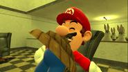 Mario's Big Chungus Hunt 161