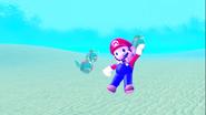 Mario Gets Stuck On An Island 037