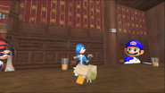 Mario and the Bob Mansion... 031