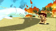 Mario Gets Stuck On An Island 275