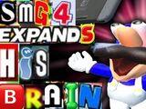 SMG4: SMG4 🅴🆇🅿🅰🅽🅳🆂 His Brain