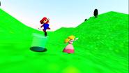 Stupid Mario 3D World 128