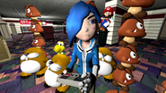 Mario The Ultimate Gamer 019